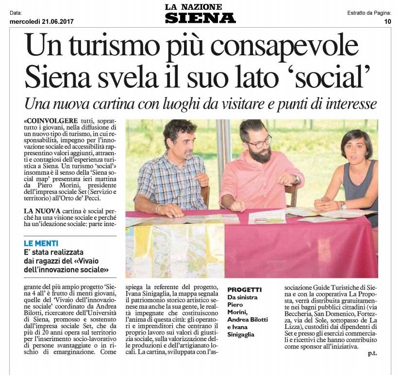 SET Servizio e Territorio Siena
